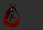 Creative Rendition of SPAWN