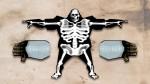 Character Sheet Skeletal System